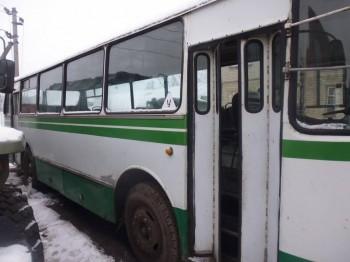ЛАЗ 695Н зелененький - P1030934.JPG