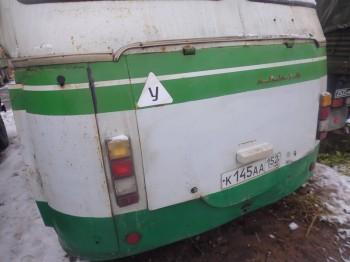 ЛАЗ 695Н зелененький - P1030938.JPG