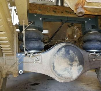 Пример установки штатной пневмы на грузовик. - Снимок5.JPG