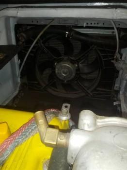 диффузор и лопасти от уаза РИФ моторчик от ваз калины - IMG_20180616_133818.jpg