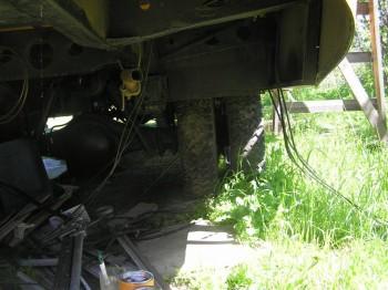 ПАЗ-3201 мой автокемпер - P1010016.JPG