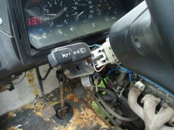 Переключатель света поставил с газели - DSC03117.JPG
