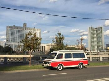 Раф 22031-01; 1993г.в. Люкс; Высокая Крыша; ЗМЗ-402; Среднемагистральный лайнер :- В Москве - 138-4D32207F-C0C3-45DA-ADA4-F4796412190C.jpeg