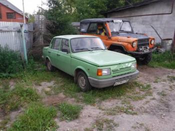 Вартбург1.3 Нижний Новгород - DSCF2644.JPG