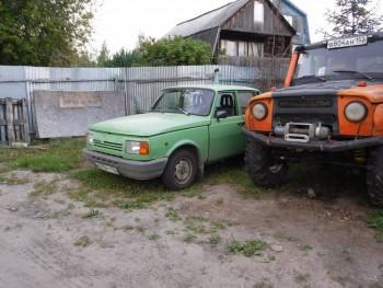 Вартбург1.3 Нижний Новгород - DSCF2645.JPG