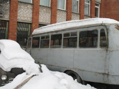ПАЗ-672М 1989-го года выпуска - IMG_6216.jpg