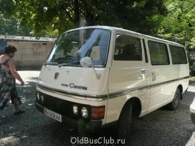 Nissan Caravan 1980 года Е20 - P1090228.jpg