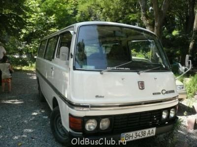Nissan Caravan 1980 года Е20 - P1090230.jpg
