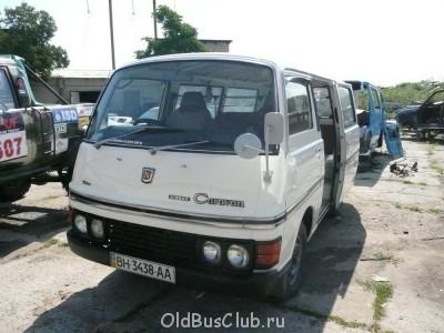 Nissan Caravan 1980 года Е20 - P1090189.JPG