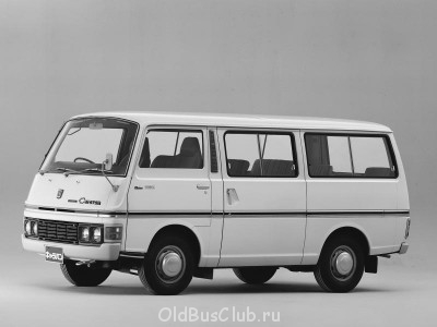 Nissan Caravan 1980 года Е20 - autowp.ru_nissan_caravan_24.jpg