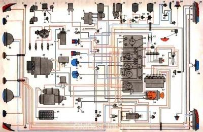 Проводка РАФ 2203 - 24.jpg