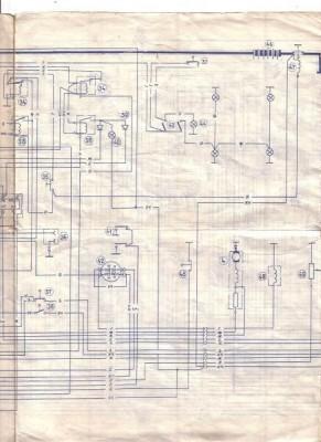 Схема электрооборудования РАФ 2203, 2203-01, 22038 - 2203-01ElSh2.jpg