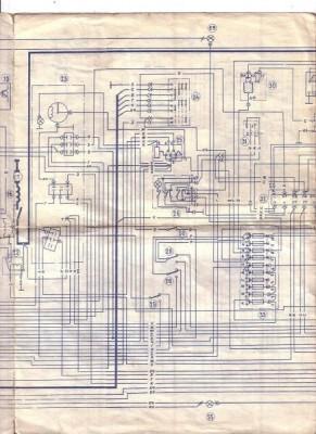 Схема электрооборудования РАФ 2203, 2203-01, 22038 - 2203-01ElSh3.jpg