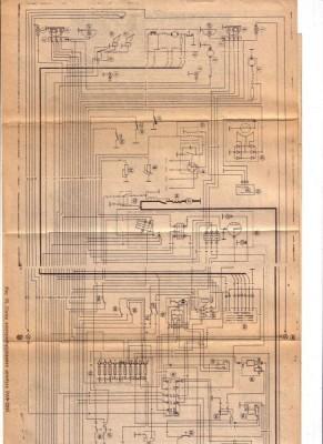 Схема электрооборудования РАФ 2203, 2203-01, 22038 - 2203ElSh2.jpg