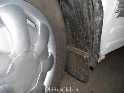 Передние подкрылки на ЕрАЗ - Изображение 039.jpg