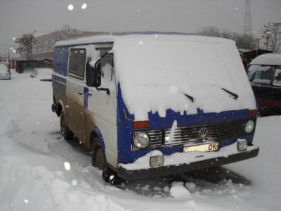 Застрял на стоянке из-за снега в Одессе снег  - LT 04.JPG